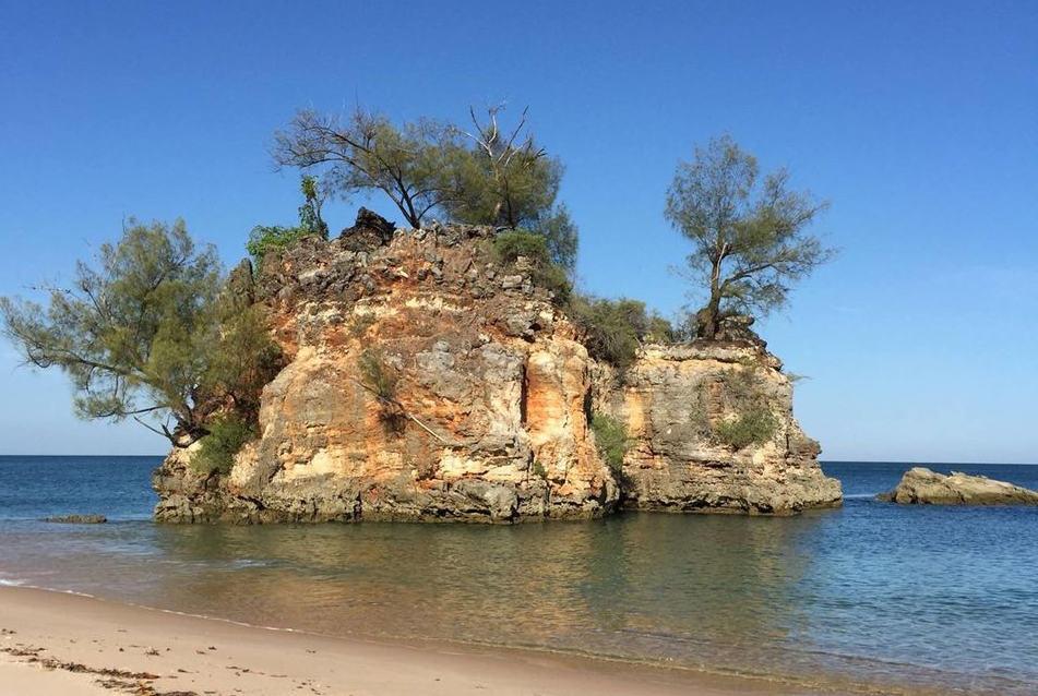 Lodge Des Terres Blanches Hôtel Aventure Balade Découverte Majunga Madagascar