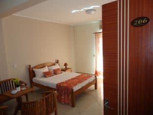 Nica Hôtel Chambres Tamatave Mada