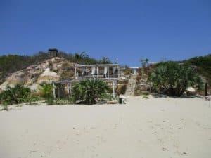 Seatyzen Lodge Piscine Front De Mer Restaurant Bar Majunga Madagascar