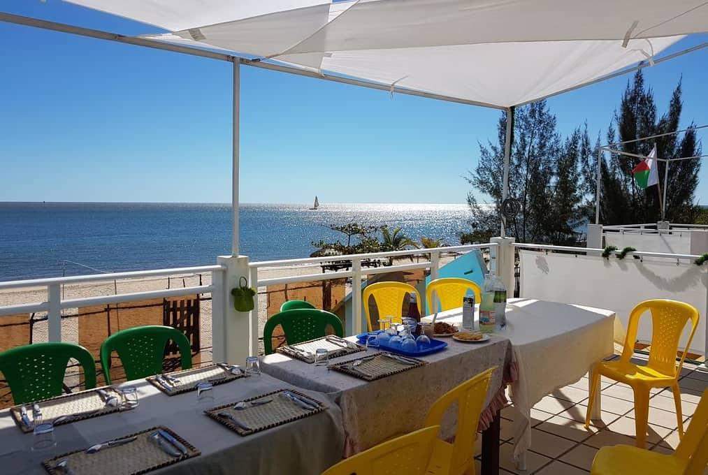 Somaroala Hôtel île Restaurant Activités Majunga Madagascar
