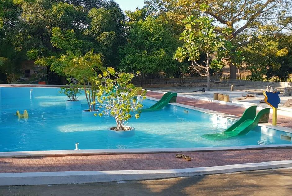 Aqualand Park Toboggans Piscines Pataugeoires Majunga Madagascar