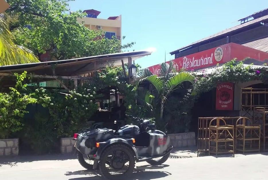 Restaurant La Bogeda Cuisine Européenne Majunga Madagascar