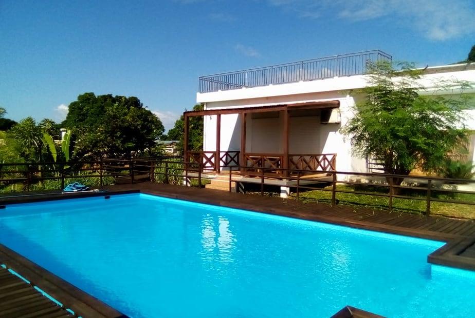Villa Imalandy Maison De Vacances Studio Piscine Majunga Madagascar 7