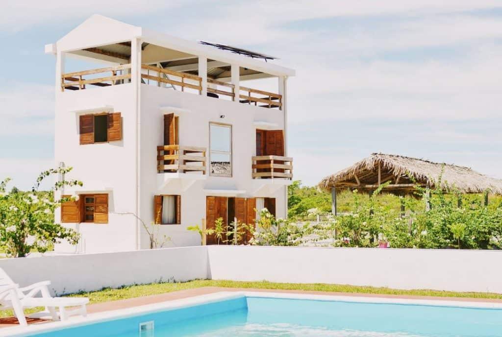 Anakay Maison Dhôtes Villa Luxe Piscine Antsanitia Majunga Madagascar