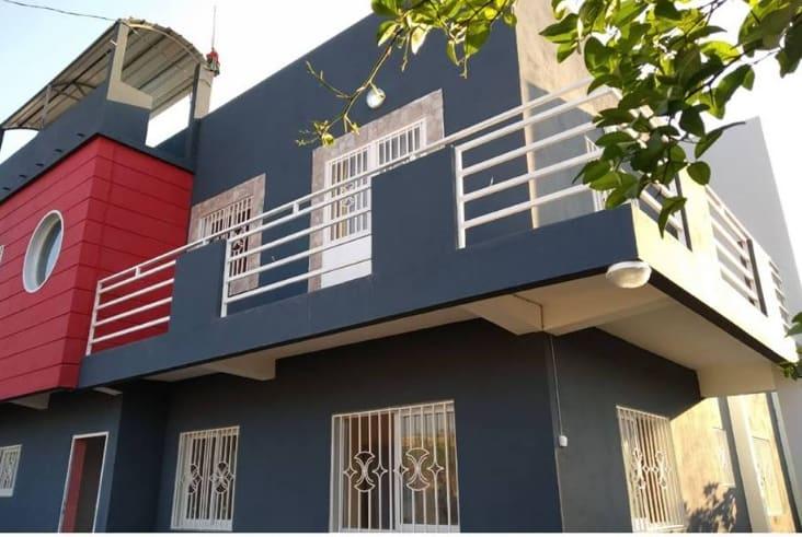 Maison Dhôtes Fy Tia Centre Ville Majunga Madagascar