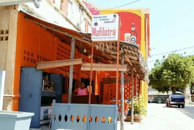 Restaurant Mafilotra Cuisine Malgache Grillades Cabaret Majunga Madagascar