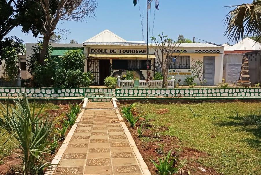 School of tourism Mahajanga Madagascar