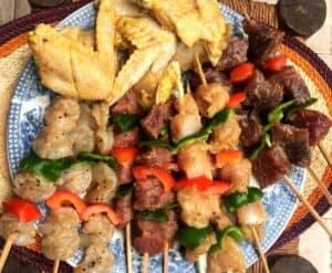 Facebouffe Gargote Grillades Snacks Cuisine Malgache Majunga Madagascar