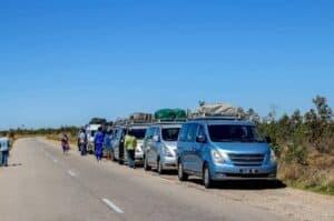 Malagasy Car Transport Premiere Classe VIP Majunga Madagascar 4