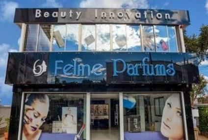 Féline Salon Beauté Parfum Cosmétique Esthétique Tananarive Madagascar