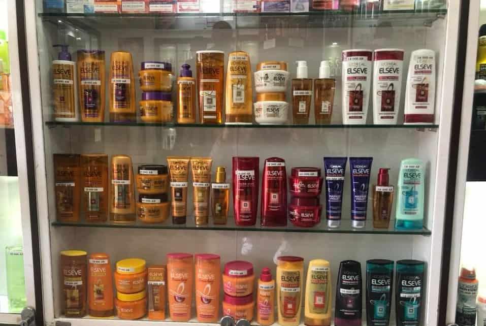 Goldenrama Beauté produits cosmétiques Tana Madagascar