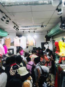Mankafy Boutik Boutique Habillement Tananarive Madagascar