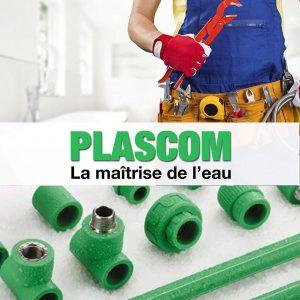 Plascom Société Solution Adduction D'eau tuyaux PVC PPR PEHD Antananarivo Madagascar