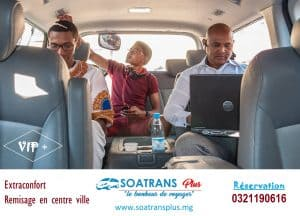 Soatrans Coopérative Transport Antananarivo Antsirabe Madagascar 5