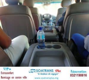 Soatrans Coopérative Transport Antananarivo Antsirabe Madagascar
