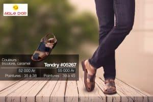 Aigle DOr Boutique Chaussure Sandale Cuir Tana Madagascar