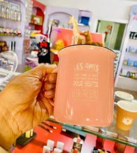 Fusion Gift Boutique Cadeaux Articles Personnalisés Tananarive Madagascar