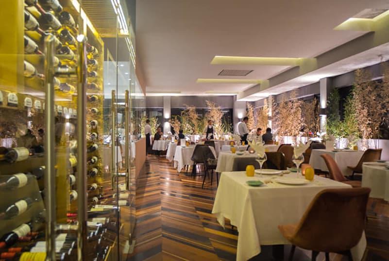 Le Marais Restaurant Gastronomique Tananarive Madagascar