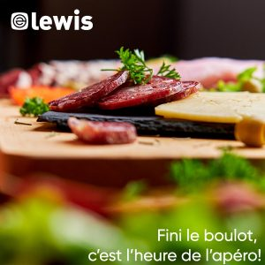 Lewis Boutique Charcuterie Crémerie Antananarivo Mada