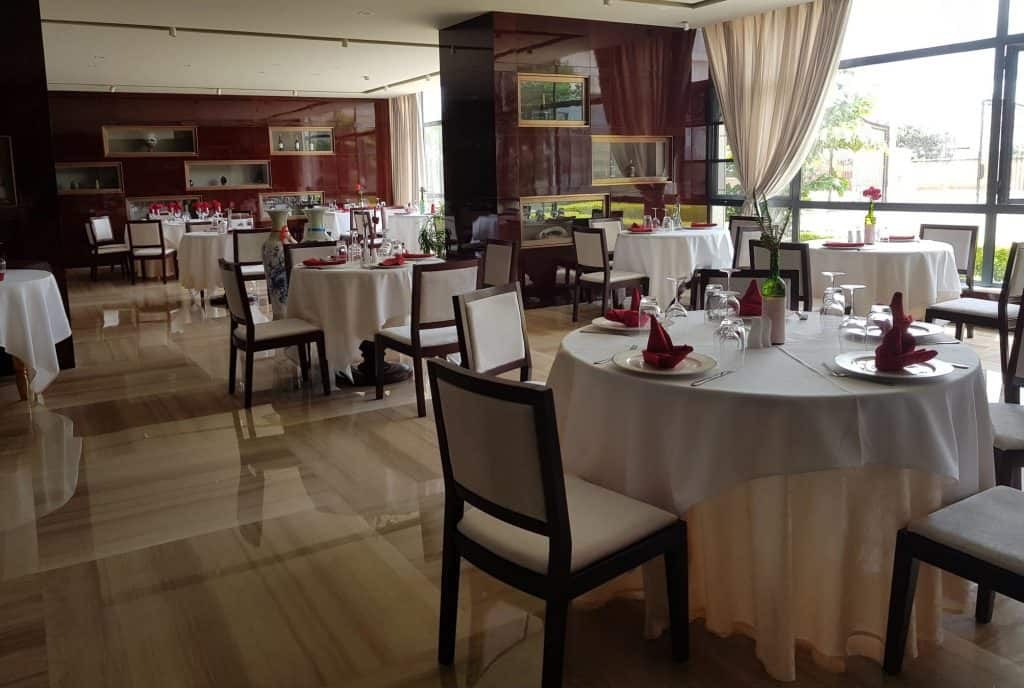 Nova Hôtel Restaurant Bar Tana Madagascar