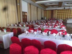 Paon D'Or Hôtel Restaurant Banquets Séminaires Ivato Antananarivo Madagascar