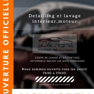 DSign Agence Communication Panneau Impression Pub Tana Madagascar