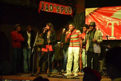 Jaos Pub Night Club Bar Lounge Cabaret Concert Tananarive Mada