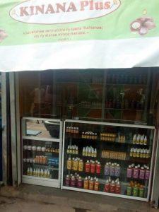 Kinana Plus Boutique Produits De Beauté Naturels Bio Tana Madagascar
