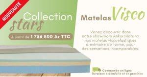 Vitafoam Société Fabrication Matelas Mousse Tana Mada
