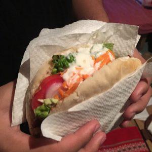 Antalya Fast Food Kebab Turc Sandwich Snack Antananarivo Mada