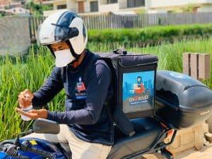 En2roues Transport Livraison Moto Tananarive Madagascar