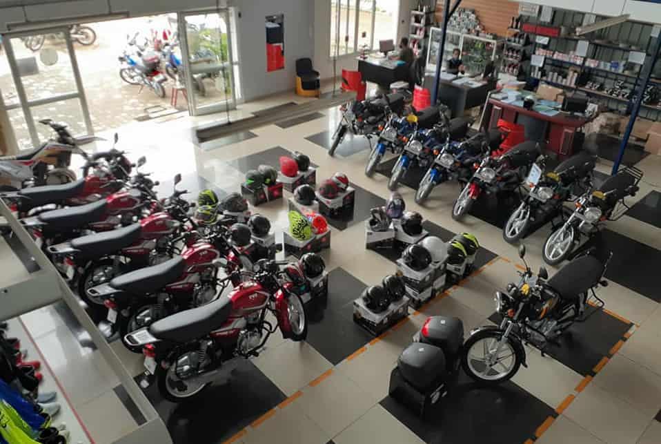 Funbike Boutique Moto Vente Accessoire Réparation Antananarivo Madagascar