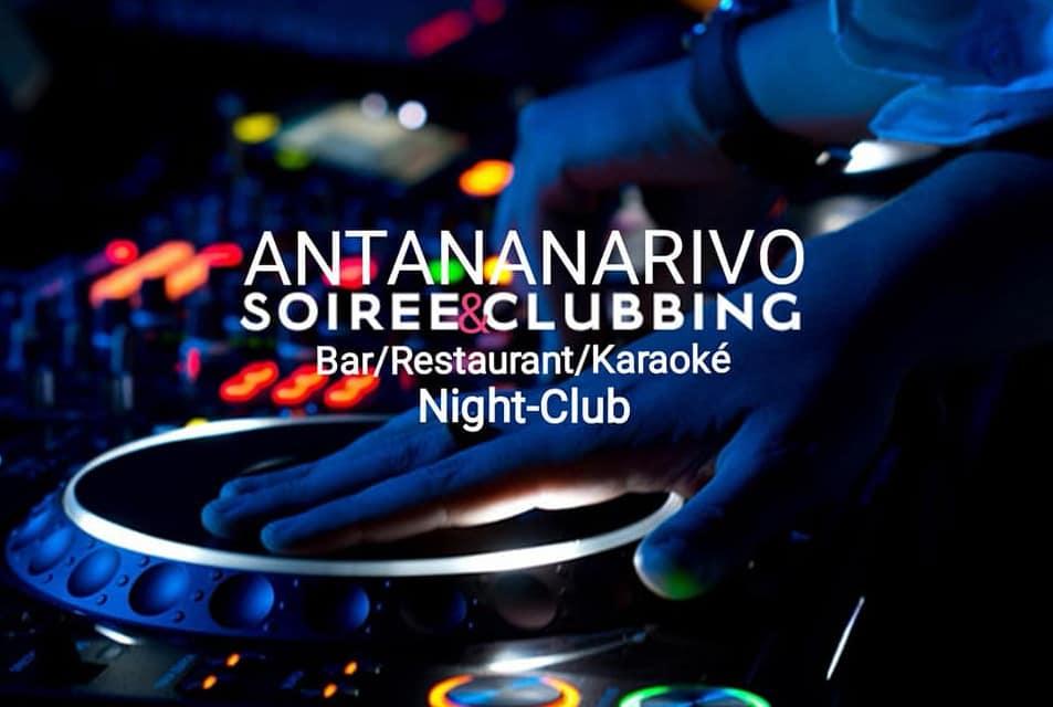 Le Saphir Night CLub Restaurant Karaoké Soirée Clubbing Tana Madagasacar