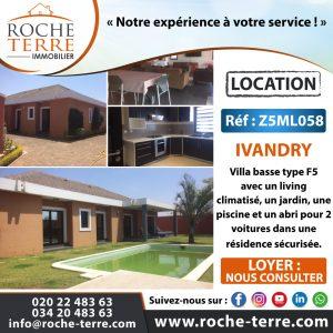 Roche Terre Immobilier Agence Vente Location Achat Immobilier Foncier Tana Madagascar