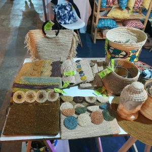 Roofi Boutique Déco Sac Handmade Raphia Artisanal Tananarive Mada