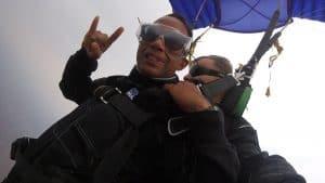 Skydive Centre Saut Parachute Tandem Seul Arivonimamo Tana Mada