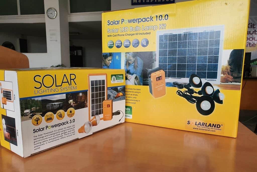 Solarland Boutique Vente énérgie Renouvelable Solaire Accessoire Tana Mada
