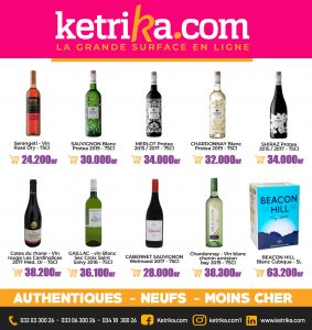 Ketrika Grande Surface En Ligne Produits Alimentaires Newtech Jouets Antananarivo Mada