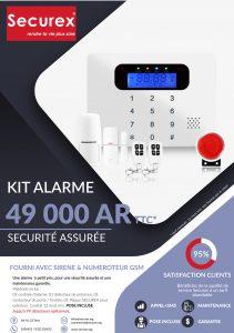 Securex Agence De Sécurité Gardiennage équipement Newtexh Tana Mada